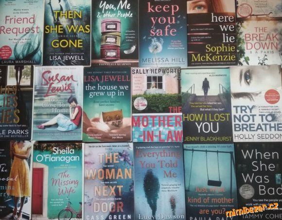 Učíte se anglicky a rádi byste četli knížky v angličtině