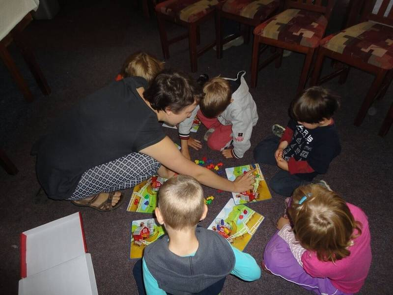 Didaktické hry pro mateřské školy