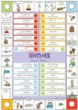 Idioms and Similes