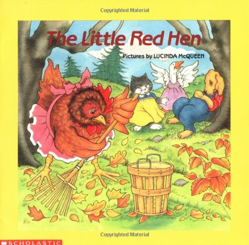 The Little Red Hen (Big Book)