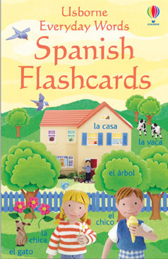 Spanish Flashcards - Everyday Words