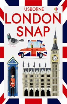 London Snap Card Game