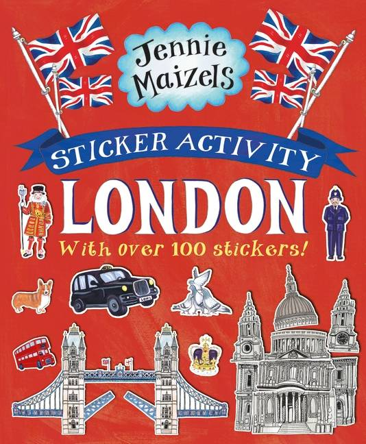 Sticker Activity London