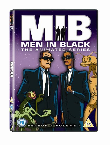 DVD Men In Black - The Animated Series