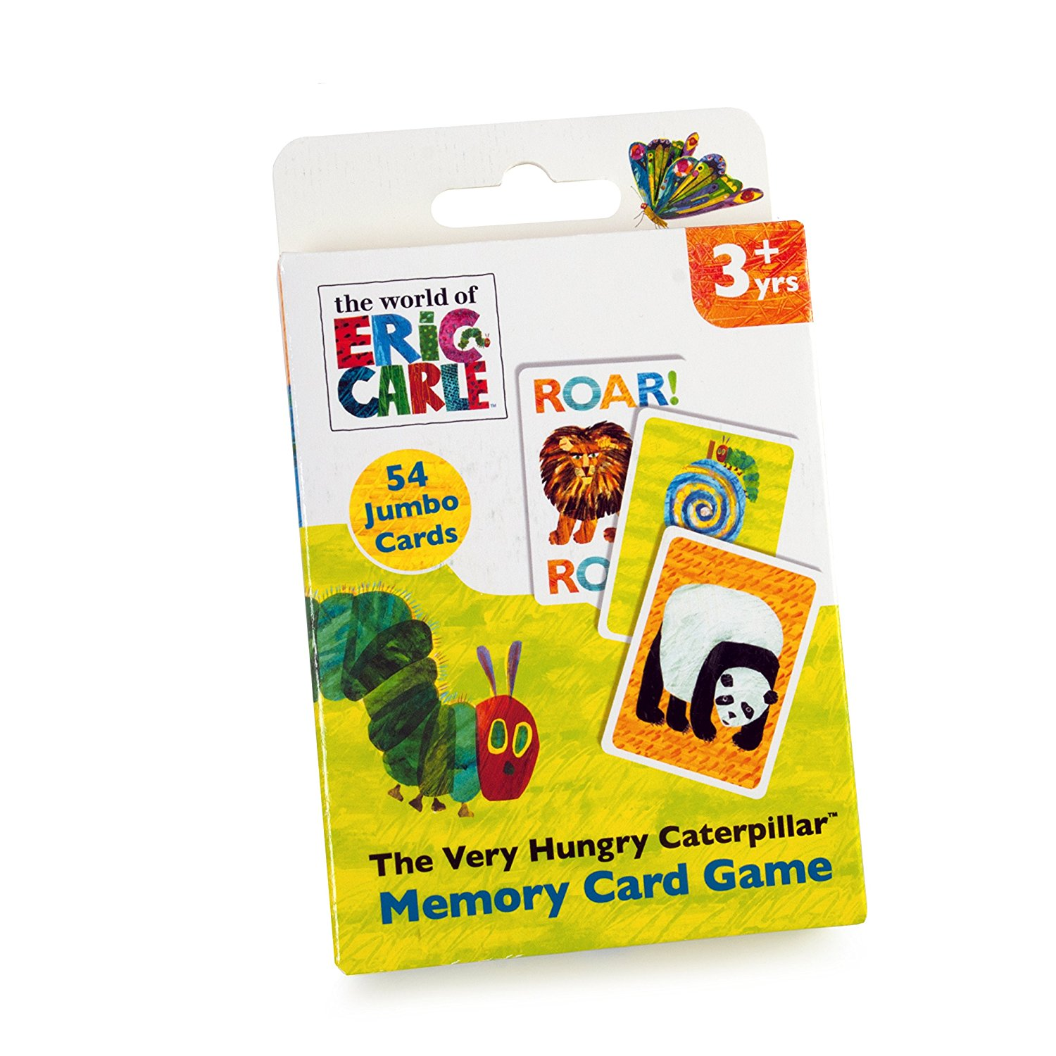 The Very Hungry Caterpillar Memory Card Game