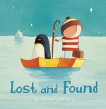 Lost and Found by Oliver Jeffers kniha v angličtině