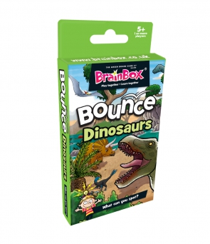 BrainBox Bounce Dinosaurs