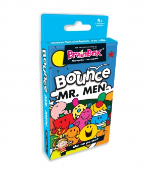 BrainBox Bounce Mr. Men