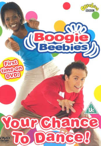 DVD Boogie Beebies - Your Chance to Dance!