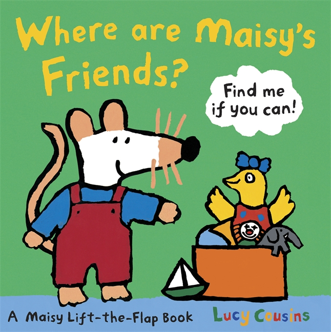 Where Are Maisy's Friends?