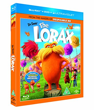 DVD Dr Seuss' The Lorax