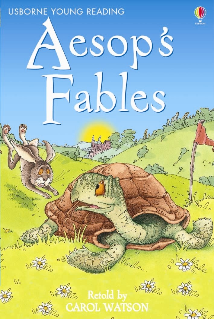 Aesop's Fables + CD