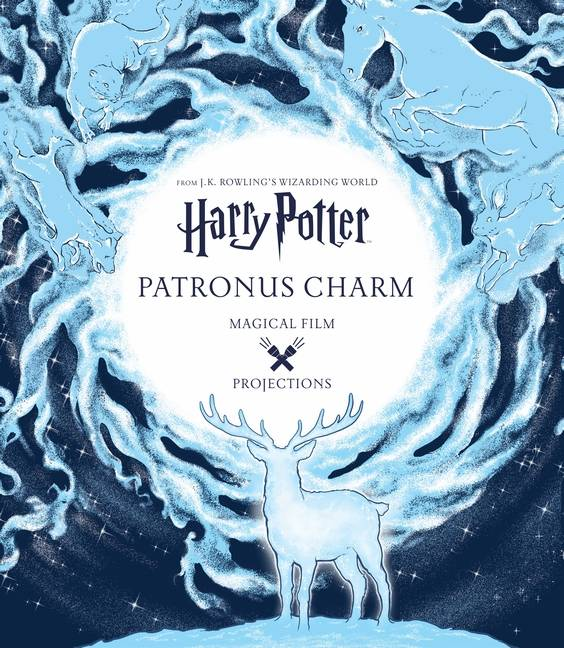 Harry Potter Magical Film Projections: Patronus Charm