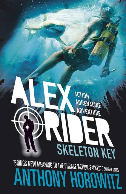Skeleton Key: Alex Rider