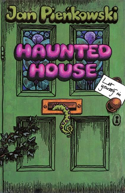 Haunted House by Jan Pienkowski