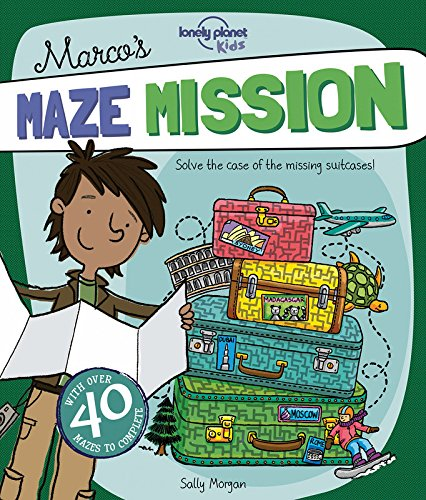 Marco's Maze Mission (Lonely Planet Kids)
