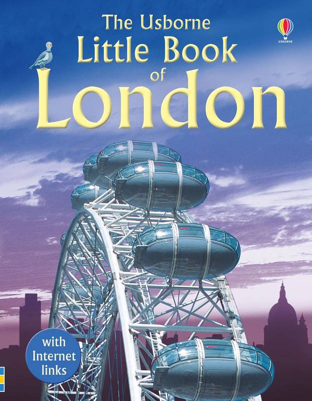 The Usborne Little Book of London