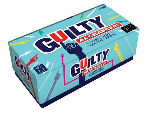 Guilty as Charged! :The Party Game of Pointing Fingers