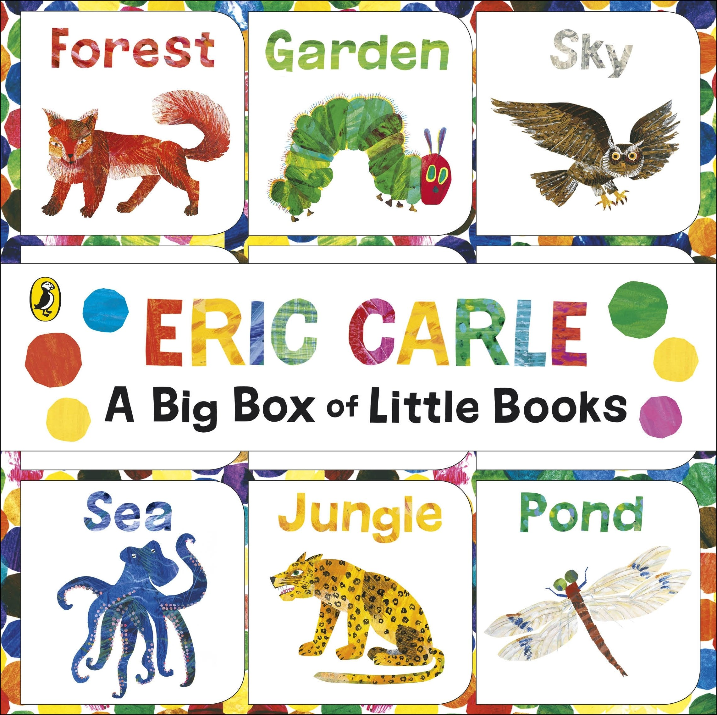 The World of Eric Carle: Big Box of Little Books