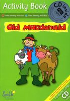 Activity Book: Old Macdonald (vč. CD)