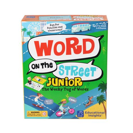 Word on the Street® Junior
