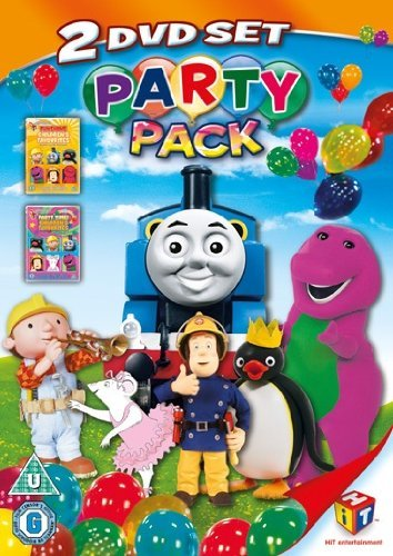 DVD Party Pack
