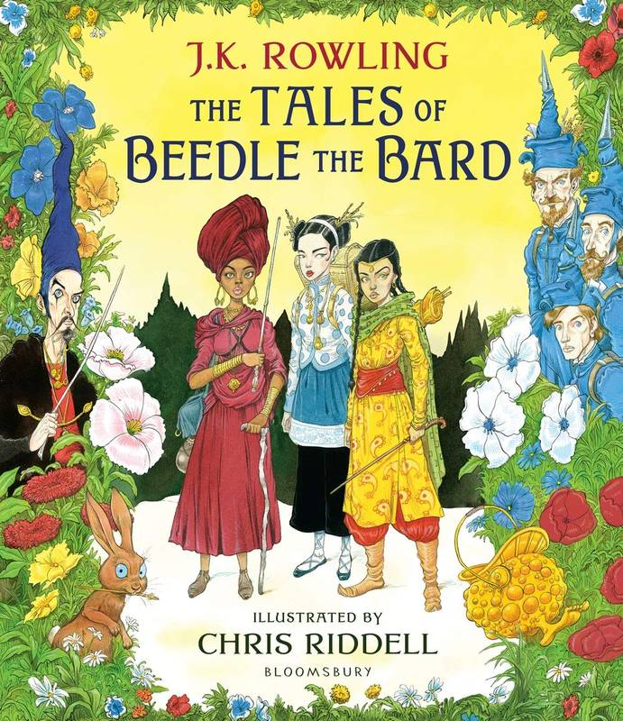 The Tales of Beedle the Bard: A magical companion to the Harry Potter stories