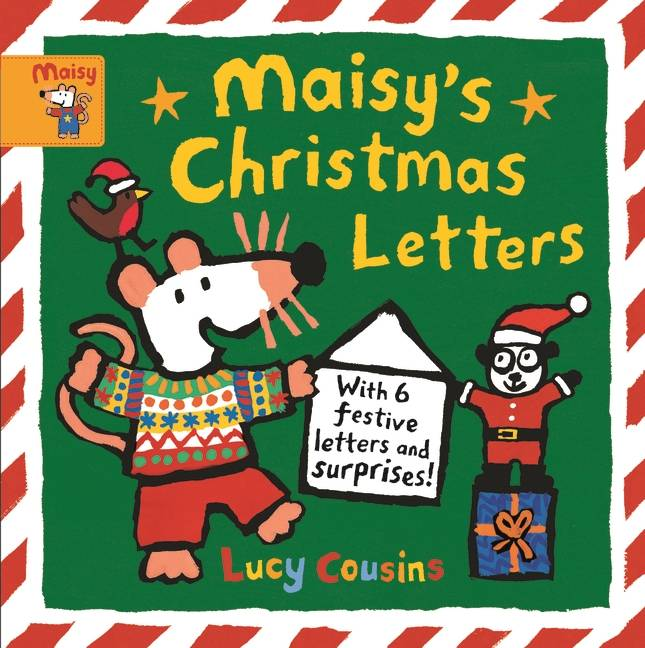 Maisy's Christmas Letters: With 6 festive letters and surprises!