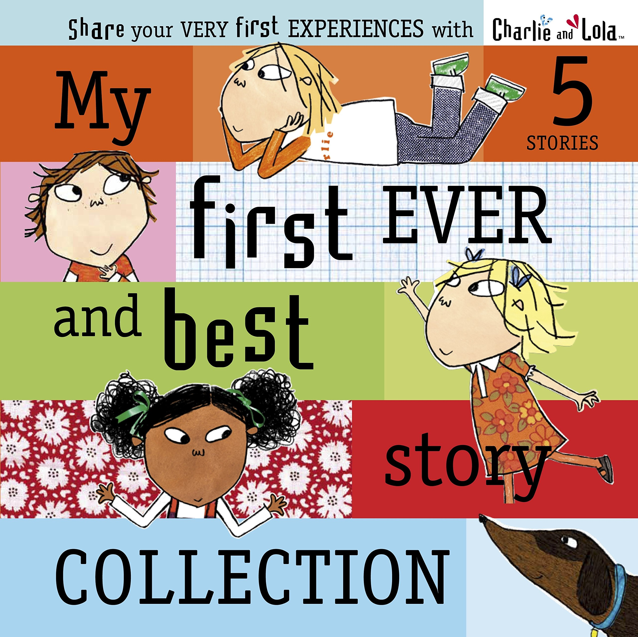 My First Ever and Best Story Collection Charlie and Lola