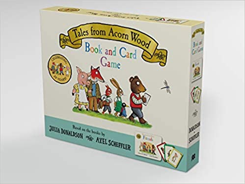 Tales from Acorn Wood Book and Card Game