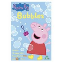DVD Peppa Pig: Bubbles