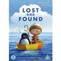 DVD Lost and Found