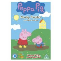 DVD Peppa Pig: Muddy Puddles