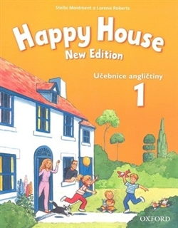 Happy House New Edition 1 Class Book (Czech edition)