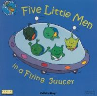 Five Little Men in a Flying Saucer (Big Book)