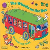 The Wheels on the Bus go Round and Round (Big Book)