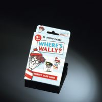 Where's Wally Card Game
