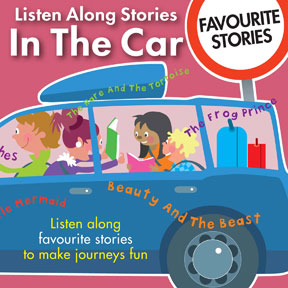 CD Favourite Stories (In the Car)