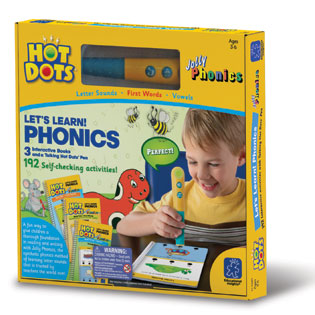 Hot Dots® Let's Learn! Phonics