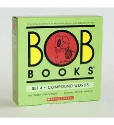 BOB BOOKS: Complex Words