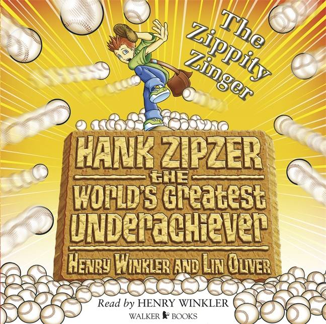 CD Hank Zipzer: The Zippity Zinger