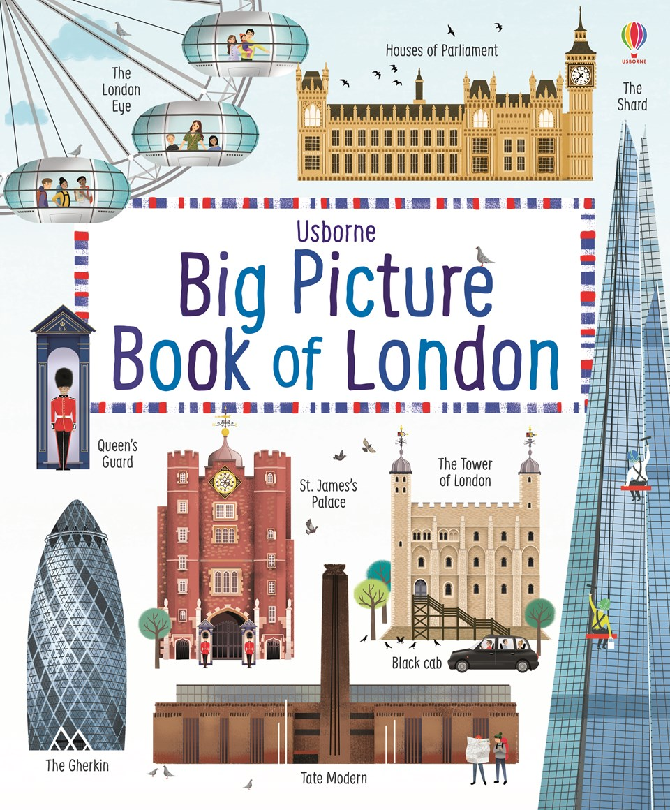 Big picture book of London