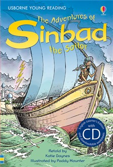 The Adventures of Sinbad the Sailor + CD