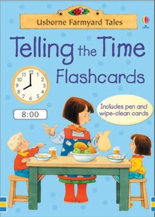 Telling the Time Flashcards