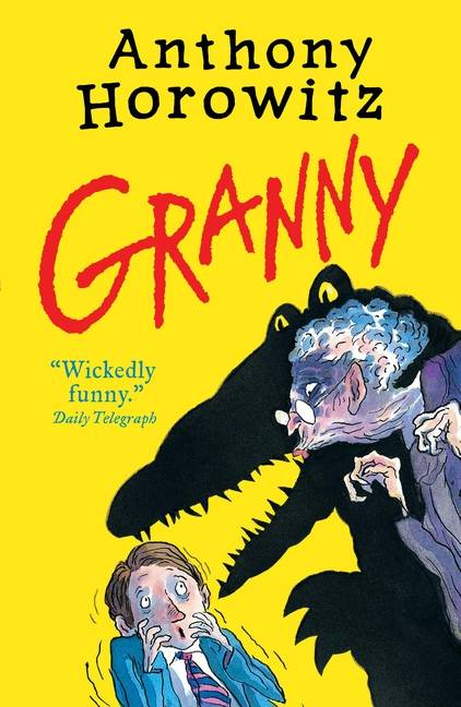Granny by Antony Horowitz