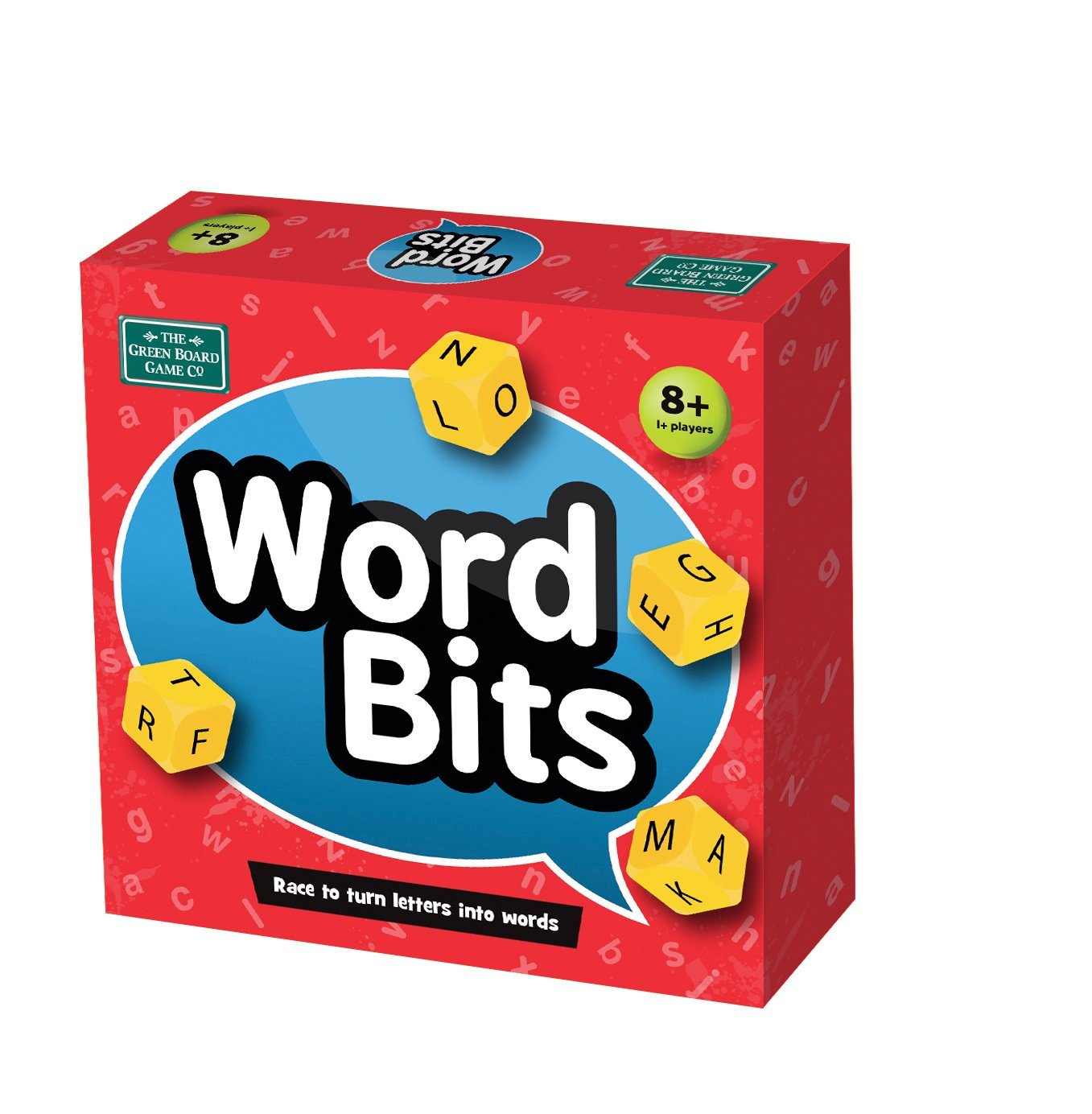 Word Bits Card Game
