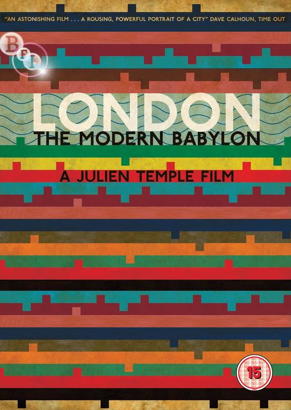 DVD London: The Modern Babylon film o Londýnu