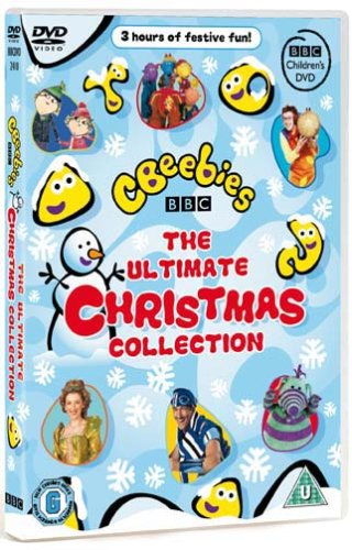 DVD CBeebies - The Ultimate Christmas Collection