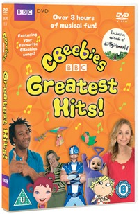 DVD CBeebies: Greatest hits