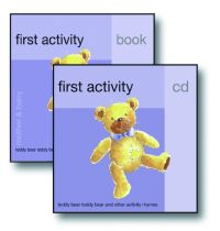 First Activity CD+Book